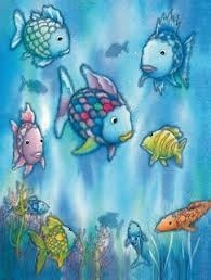 Rainbow fish hoyland common primary school blogsite for Rainbow fish to the rescue