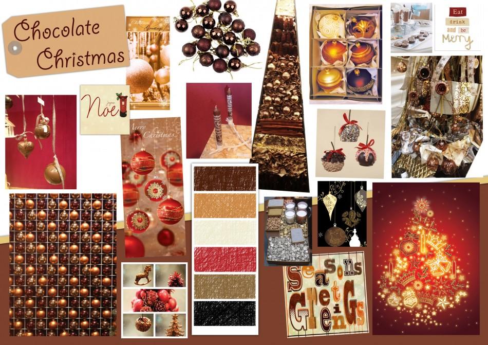 Christmas Calendar Chocolate