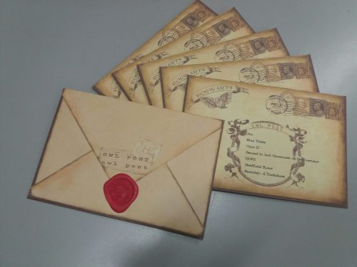 pic of letter